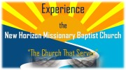 New Horizon Missionary Baptist Church